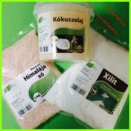 1kg Xilit+ 1kghimalája só+1kg kókusz olaj